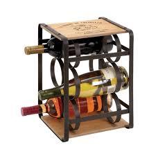 the 25 best tabletop wine rack ideas on pinterest metal wine