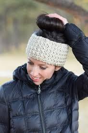 crocheted headbands free crochet headband patterns crafty tutorials