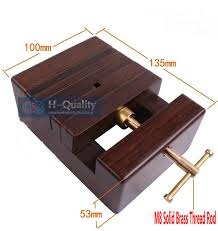 seal cutting clamp tool luxury indonesia ebony pure copper