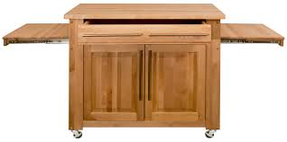 Kitchen Butcher Block Island by Catskill Empire Kitchen Island Pull Out Leaves