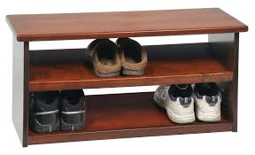 Solid Wood Shoe Storage Bench Bench With Shoe Rack U2013 Amarillobrewing Co