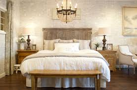 faux brick wall created from brick paneling decorates