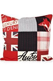 Blue Union Jack Cushion 130 Best Union Jack Home Goods Images On Pinterest Union Jack