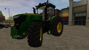 john deere 7r v1 2 fixed version mod farming simulator 2015 15 mod