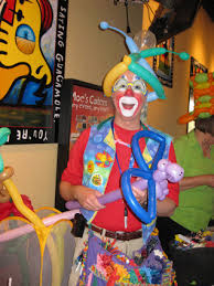 clowns balloons painting and balloon twisting archive clown