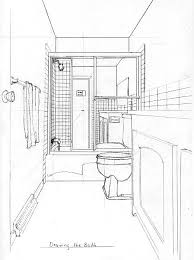 Half Bathroom Dimensions Bathroom Layout Plan Design For Renovation