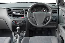 land wind interior kia rio hatchback review 2005 2011 parkers
