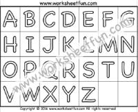 abc free printable worksheets u2013 worksheetfun
