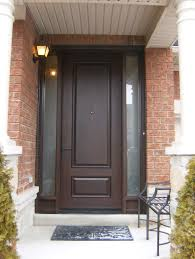 double door and transom replaced with 8 u0027 fiberglass door and two