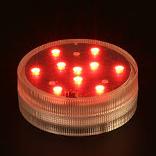 submersible led lights wholesale 1pc lot 3aaa battery operated remote controlled multicolors rgb led
