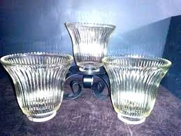 glass globes for ceiling fans replacement glass shades for ceiling fan lights fooru me