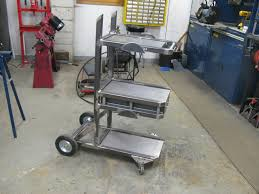 Welding Table Plans by Welding Cart Project Now Complete Pics On Page 5 Page 3