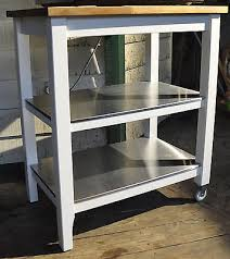 kitchen island microwave cart kitchen island microwave cart cabinet ikea stenstorp stainless