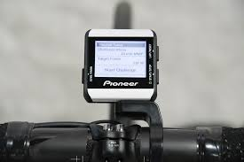 target black friday training bike pioneer announces new power meter options head unit upgrades
