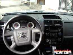 2009 mazda tribute information and photos zombiedrive
