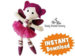 funky friends factory stuffed animal sewing patterns e patterns