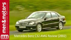 mercedes c32 amg review mercedes c32 amg review 2002