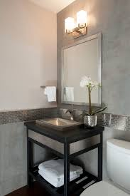 powder room designs powder room traditional with tile wainscoting