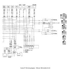running a wiring harness 1994 vt1100 honda shadow forums