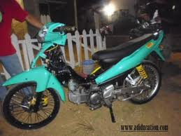 kumpulan modifikasi motor jupiter mx harian terlengkap dunia motor detail modifikasi jupiter z tahun 2007 warna hijau cari tau tampilan modifikasi jupiter z warna hijau