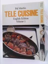 tele cuisine tele cuisine edition volume 1 by martin pol ebay