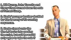 14 known facts about forrest gump