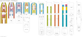 majesty of the seas deck 6 deck plan tour