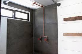 rustic industrial bathroom interior tiny house plans tiny phoenix wind river tiny homes 0014 home improvement ideas
