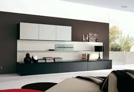 Modern Wall Unit Have A Touch Of Modernism In Your Living Room With The Presence Of