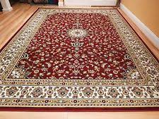 Area Rug And Runner Set Oriental Asian Medallion Black Persian 3 Pcs Traditional Area Rug