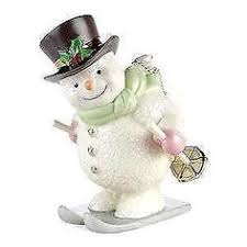 shopgoodwill lenox 5 snowman stand abouts ornaments iob