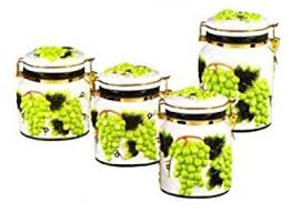 wine kitchen canisters grape canister sets kitchen furniture ideas wine kitchen