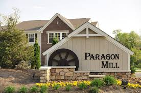 new single family homes in burlington ky paragon mill community