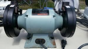 delta 5 bench grinder model 23 580 grinding sharpening wheels 3450
