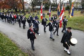 remembrance day in photos toronto star