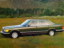 mercedes benz s klasse w126 mercedes benz pinterest