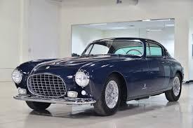 ferrari coupe 1953 ferrari 250 europa fusion luxury motors