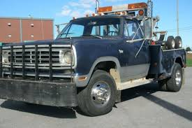 dodge tow truck 1976 dodge 300 4x4 tow truck for sale photos technical