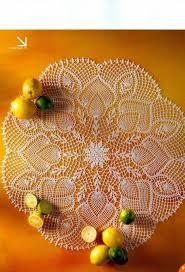 Crochet Table Cloth 122 Best Doilies Crochet Images On Pinterest Tablecloths