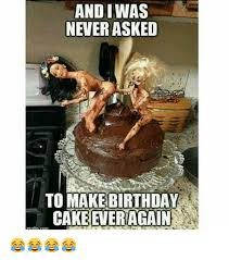 Make A Birthday Meme - and i was never asked to make birthday cake ever again tmanp corn