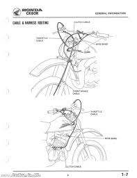 honda cr80 wiring diagram wiring diagram and schematic