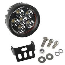 led lights for jeep wrangler jk rugged ridge light bar kit 3 led lights 07 15 jeep