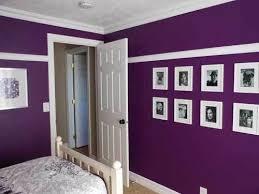 a teen room remodel before u0026 after dark purple walls purple