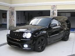 stanced jeep srt8 black jeep srt8 jeep enthusiast