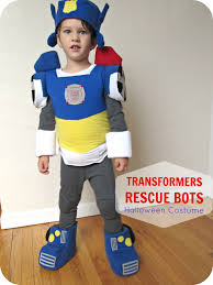 homemade by jill comfy dress up transformers halloween costume
