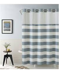 54 Shower Curtain Find The Best Savings On Hookless Cabana Stripe 80 X 54 Shower