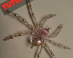 Decorative Spiders Spider Decor Etsy