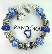 european silver charm bracelet images Pandora charms daughter blue jpg
