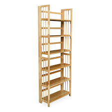 Ideas For Maple Bookcase Design Interior Detail Image Folding Bookcase Design Ideas Combined With
