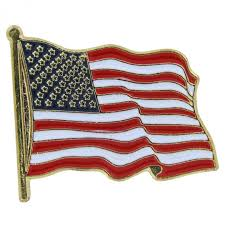 Flag Store Us Flag Store Usa Lapel Pin Standard Flag By Us Flag Store Shop